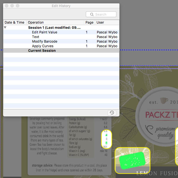 THE STANDARD IN PDF EDITING - PACKZ SOFTWARE GmbH